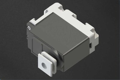 Rotation HDD servo-motor