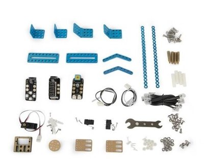 Variety gizmos add-on pack for mBot & mBot Ranger