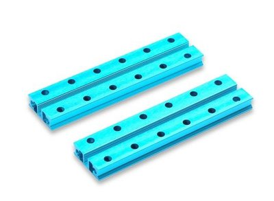 Slide Beam0824-096-Blue (Pair)