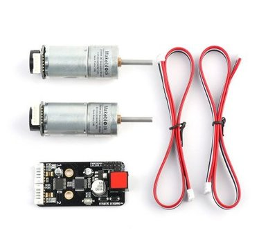 Optical Encoder Motor Pack-25 9V/185RPM