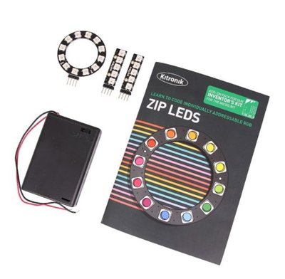 ZIP LEDs Add-on Pack for Inventor Kit