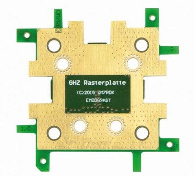 Brick'R'knowledge PCB GHz EMODGRAST