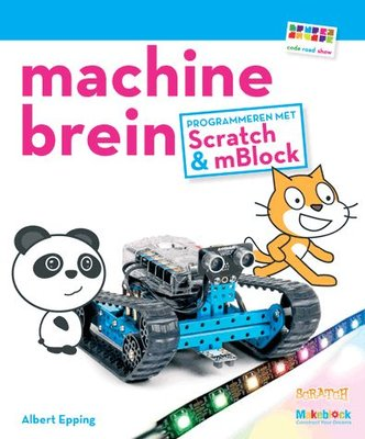 Machinebrein - lesboek programmeren