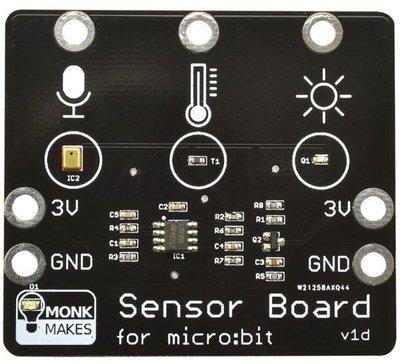 Sensor voor micro:bit - MonkMakes