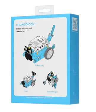 mBot Add-On Pack - Talkative Pet