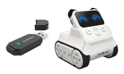 Codey Rocky met Bluetooth dongle (Kickstarter)
