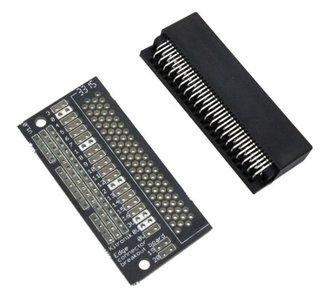 Edge Connector Breakout Board voor micro:bit