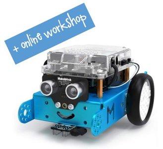 mBot & online workshop