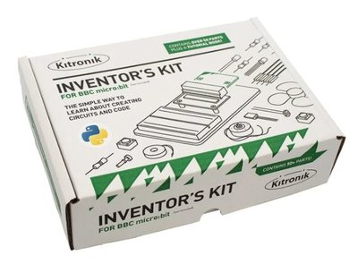 Inventors Kit voor micro:bit - Python versie