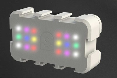 18 RGB led block