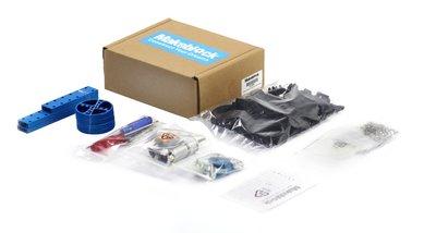 Starter Robot Kit zonder Elektronica - Blauw