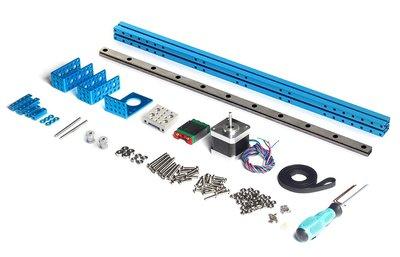 Linieare bewegingsgeleider module pack