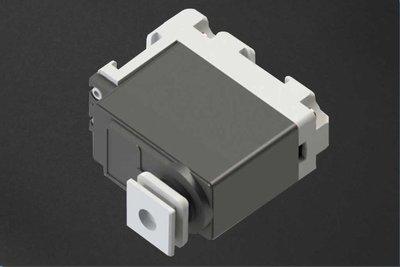 Rotation HDD servo-motor