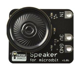 Powered speaker board