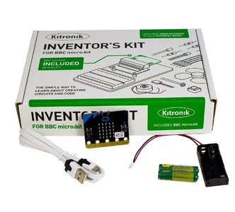 Complete Inventor's Kit (incl. Micro:bit)
